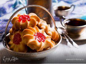 Мастер-класс: готовим печенье курабье