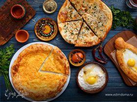Солнечная выпечка: виды и рецепты хачапури
