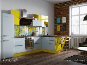 Мастерская кухонной мебели «Едим Дома!» изготовит кухни для новоселов!