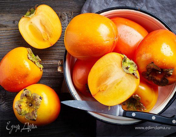 Сезонные витамины: осенние блюда с хурмой и клюквой