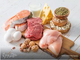Здоровый рацион: изучаем органические источники белка