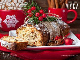 Сладкий маскарад: 6 ярких десертов для Нового года