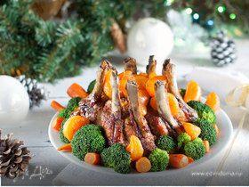 Угощение для Огненного Петуха: праздничное меню на Новый год
