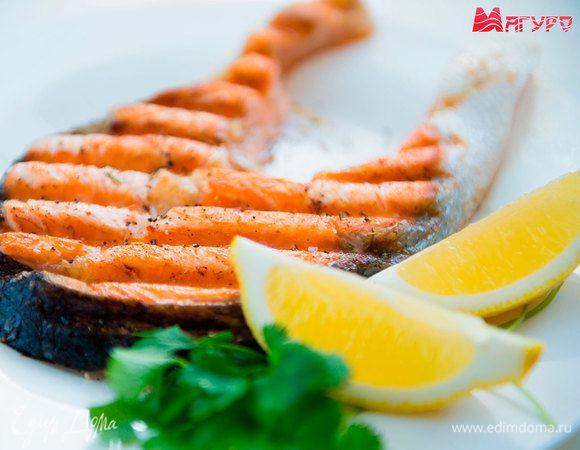 Меню с дымком: готовим морепродукты и рыбу на гриле