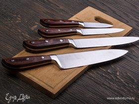 Техника владения клинком: правила ухода за японскими ножами