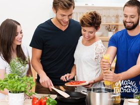 Отдыхаем со вкусом: идеи легких летних закусок для вечеринки