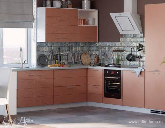 Мастерская кухонной мебели «Едим Дома!» дарит половину кухни