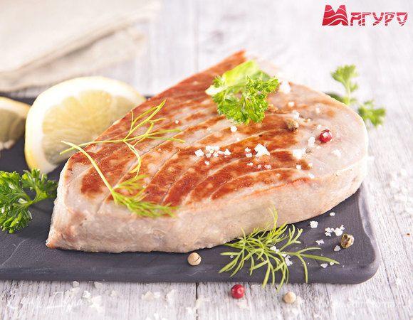 Под знаком тунца: готовим рыбные стейки на любой вкус