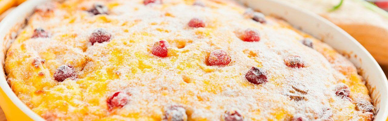 Чисто английский десерт: секреты приготовления пудинга