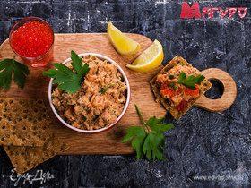 Морская мозаика: готовим рыбные закуски
