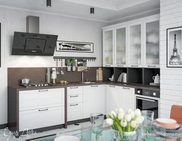 «Денвер» — новая модель кухни от Мастерской «Едим Дома!»