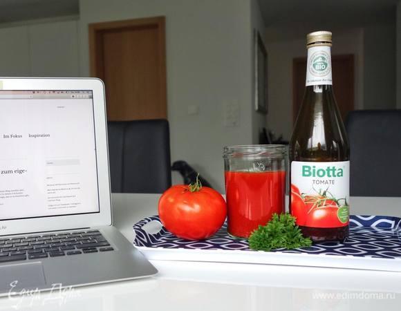 От природы с любовью: чем полезны органические соки