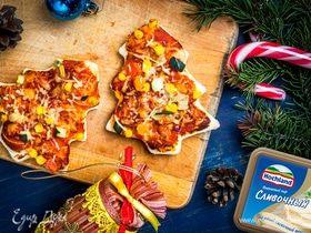 Кулинарная мастерская: готовим веселые новогодние закуски вместе с детьми