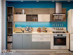 Мастерская кухонной мебели «Едим Дома!» дарит половину кухни!
