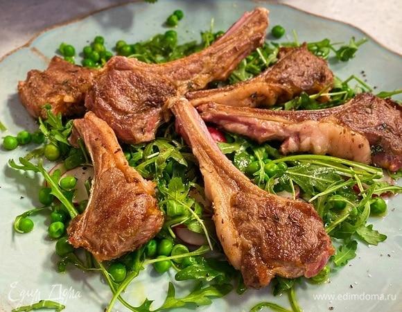 Праздничный пасхальный обед: 10 рецептов от «Едим Дома»