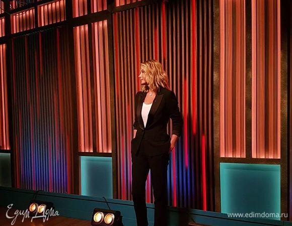 Юлия Высоцкая в гостях у программы «Вечерний Ургант»