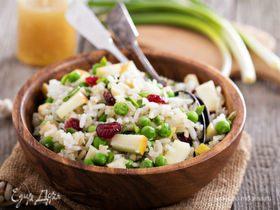 Меню высоких достижений: 6 полезных рисовых блюд для спортсменов