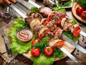Готовим шашлык: как правильно разделать мясо