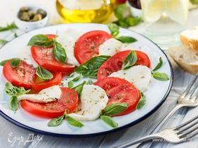 Быстрый мастер-класс: готовим салат капрезе