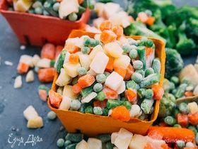 Польза про запас: секреты заготовки мороженых овощей, зелени и грибов