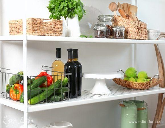 Хозяйство с умом — что надо знать о хранении продуктов