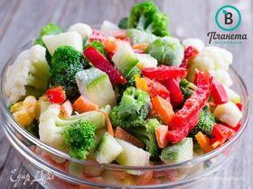 Урожай круглый год: самые полезные замороженные овощи, фрукты и ягоды