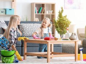 Уроки чистоты: советы родителям школьников на каждый день