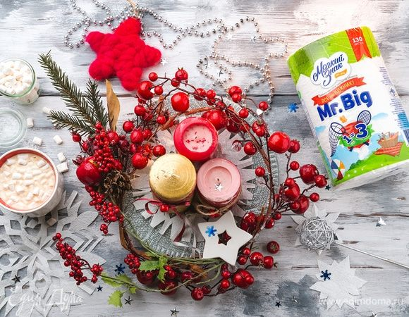 Идиллия «Мягкого знака»: создаем рождественскую сказку своими руками