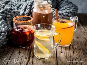 Любимые согревающие напитки: 6 рецептов для морозной зимы