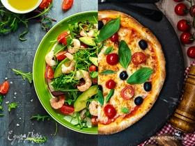 Битва еды: мифы о полезных продуктах