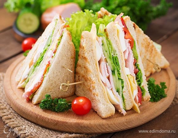 Фантазии на хлебном тосте: 8 рецептов вкусных сэндвичей с собой