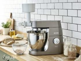 Совершенство без границ. Знакомьтесь: новая кухонная машина KENWOOD Chef Titanium