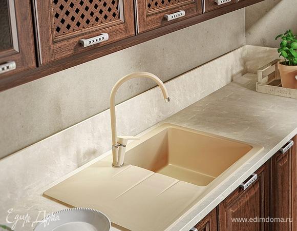 Мастерская кухонной мебели «Едим Дома!» дарит столешницу!