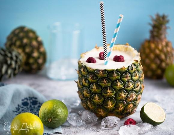 Феерия вкусов: готовим охлаждающие напитки для всей семьи