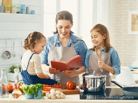 Проще, чем было: семейные рецепты на новый лад