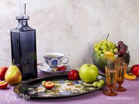 Мастер-класс: как оформить стол в природном стиле