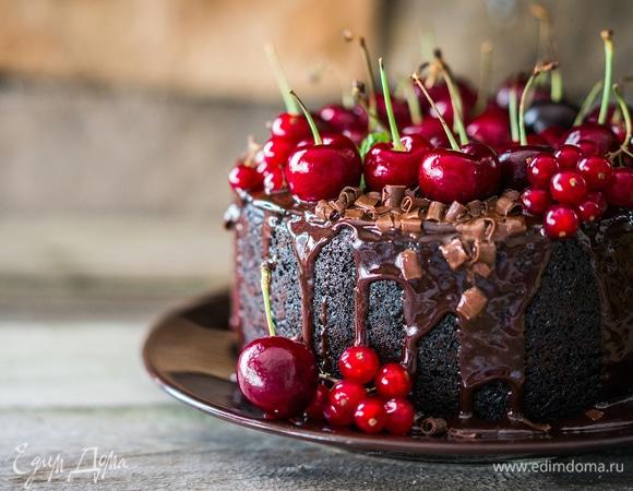 Секреты приготовления торта «Пьяная вишня»
