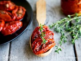 Быстрый мастер-класс: готовим вяленые помидоры
