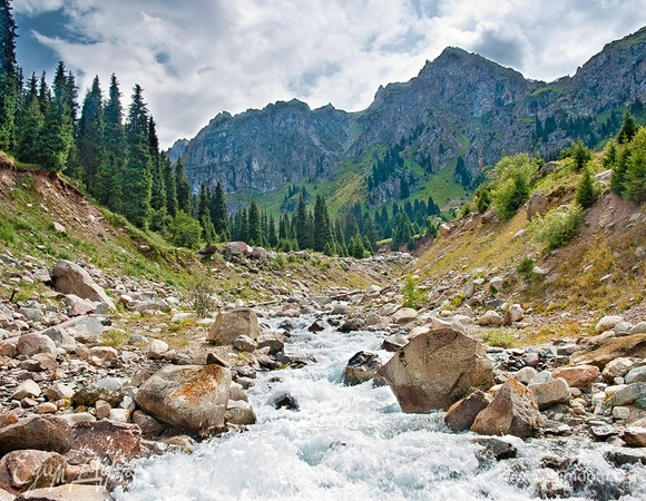 Место силы: где добывают качественную питьевую воду
