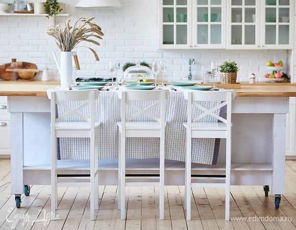 Хорошо сидим: как выбрать обеденный стол на кухню