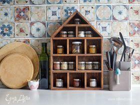 Компактное хранение на кухне: фотоподборка от «Едим Дома»