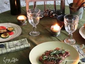 Вся семья за столом: готовим ужин в итальянском стиле