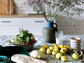 Как правильно подобрать домашний текстиль для кухни