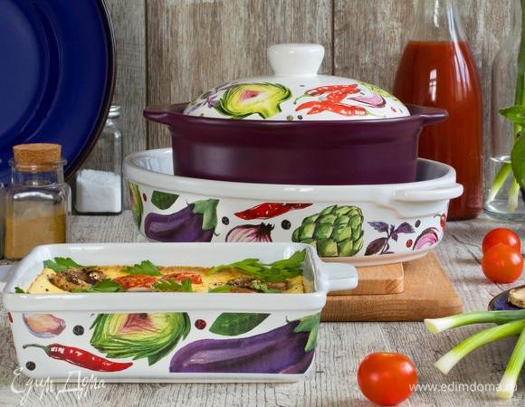 Красота и практичность: посуда, которая преображает кухню