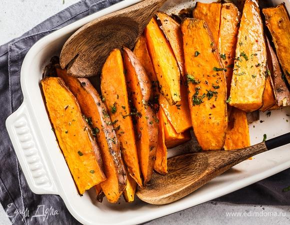 Блюда с бататом от Юлии Высоцкой: 10 рецептов