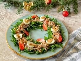 Новогодние салаты: 15 лучших рецептов от «Едим Дома»
