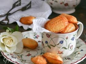 Французский вкус детства: 10 лучших рецептов печенья «Мадлен» от «Едим Дома»