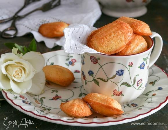 Французский вкус детства: 10 лучших рецептов печенья «Мадлен»