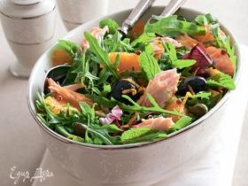 Сытные витаминные салаты: 10 рецептов от Юлии Высоцкой