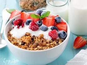 Всегда готова: идеи полезных завтраков с гранолой
